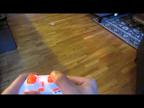 how to fix a drone propeller that won t spin