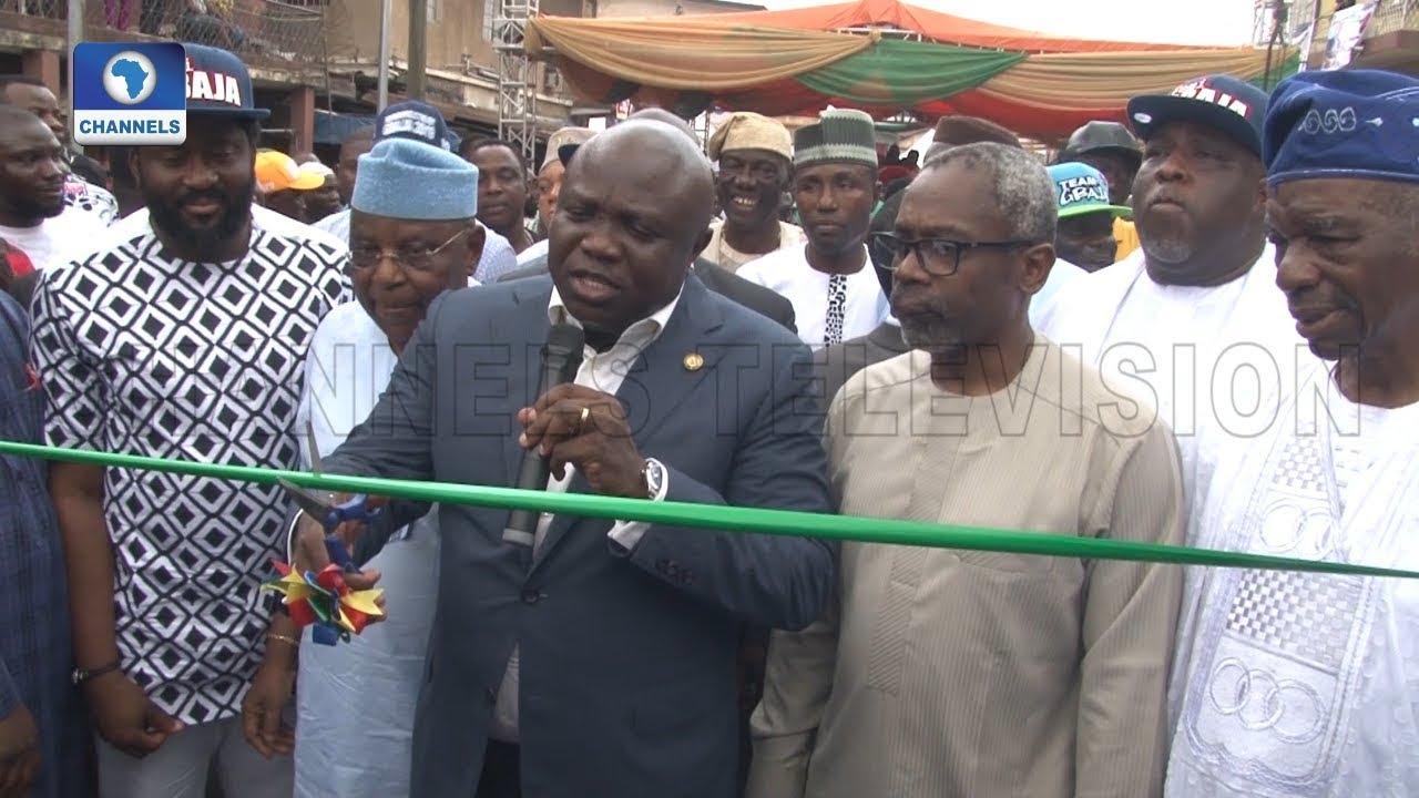 Download Governor Ambode Vows Surulere Transformation |Dateline Lagos|