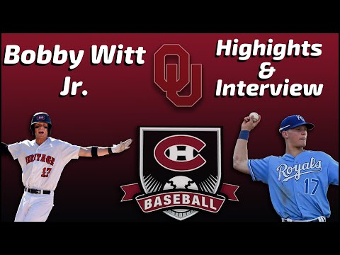 5 Star Feature: Bobby Witt, Jr - Colleyville Heritage Shortstop - Sports Stars of Tomorrow