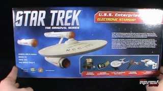 Collectible Spot - Diamond Select Toys Star Trek Starship Legends U.S.S.Enterprise NCC-1701 (HD)