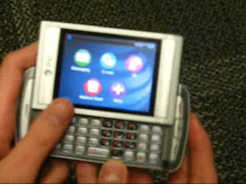 AT&T quick message devices: AT&T Quickfire & Samsung Propel