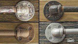 Painting Metal Pipes: Prep with Trisodium Phosphate