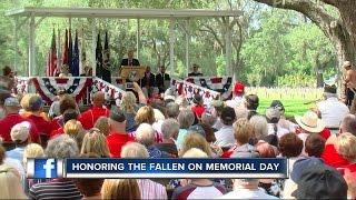 Local families unite to honor fallen veterans