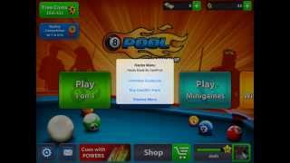 Unlimited Guidelines- 8 Ball Pool Hack