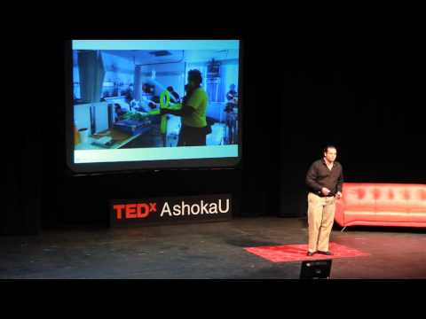 TEDxAshokaU - Fernando Padilla - Experiential Learning Helps Both Students & Local Businesses