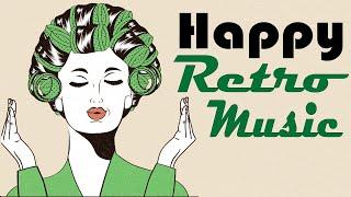 RETRO Music - Morning Happy Music - Vintage CAFE Bossa Nova & JAZZ