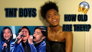 TNT Boys Steal Everyone's Heart - World's Best Audition (REACTION)