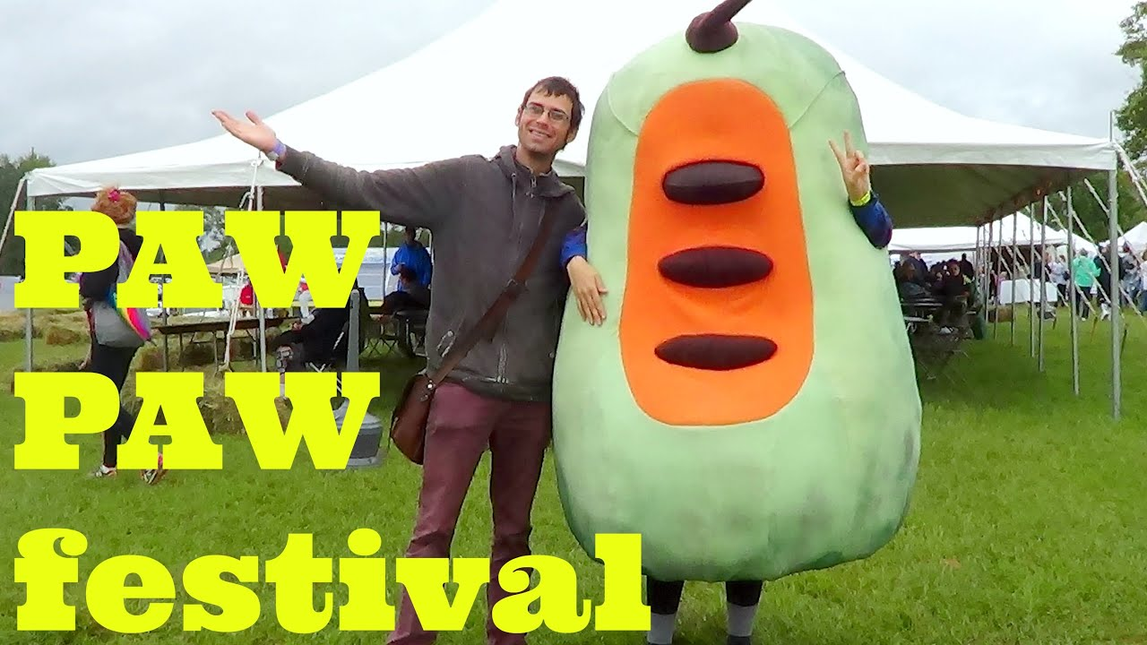 Download Paw Paw Review at the Paw Paw Festival - Weird Fruit Explorer Ep 116