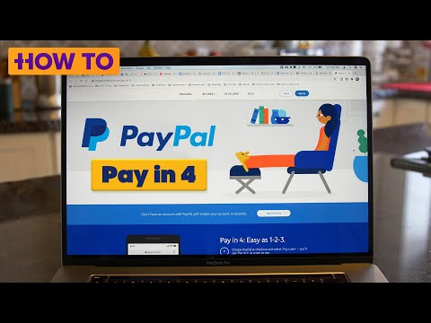 Pay in 4 with PayPal: Full walkthrough (interest free loans!) 🤑