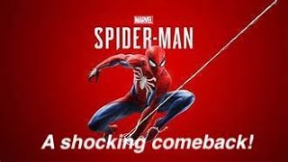 High speed chase of Herman: A Shocking Comeback: Spider-Man game: The Minecraft Girl