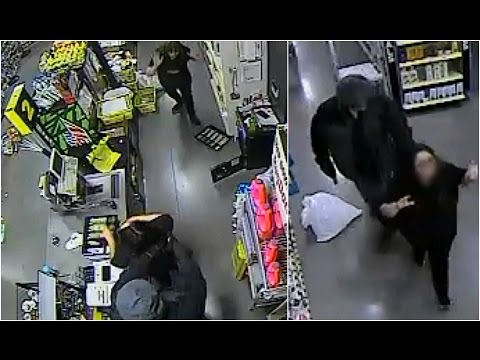 Armed Man Lying in Wait Pulls Off Robbery at Caruthers Store