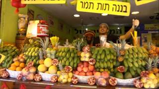 Israel Tel Aviv Shopping, Carmel Market