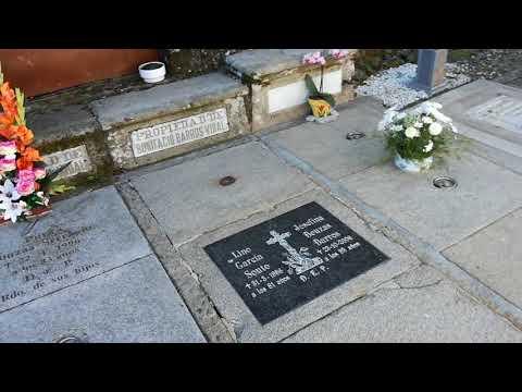 Cerdedo, Pontevedra. Cementerio