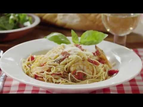 How To Make Angel Hair Pasta With Shrimp And Basil   Pasta Recipes   Allrecipes.com