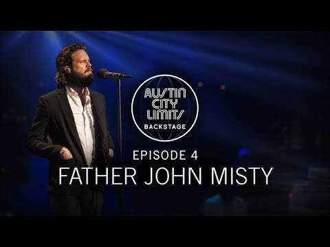 Father John Misty in ACL: Backstage