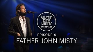 Father John Misty in ACL: Backstage thumbnail