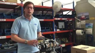 Qué es trolling valve o válvula de marcha lenta Technodrive