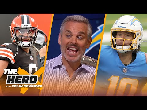 [Cowherd] Baker's last chance to save his career is this week against the Titans