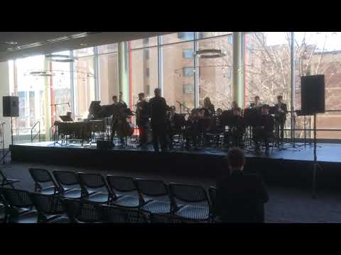 "Cherry Hill High School East Jazz Band - ""Sultry Sunset"""