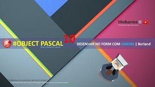 видео Delphi 6. Программирование на Object Pascal