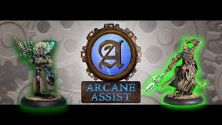 Arcane Assist Batreps: Arkadius vs Krueger2