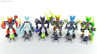 Bionicle 2015 Protectors roundup: Which is YOUR favorite?