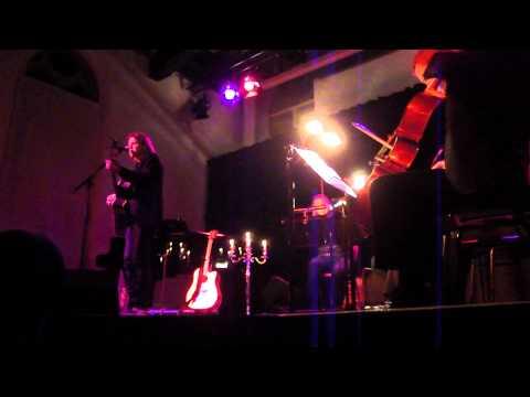 Tom McRae - Karaoke Soul live at Utrecht 6-1-2011