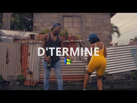D'Termine - Ghetto Girl (Official Video)