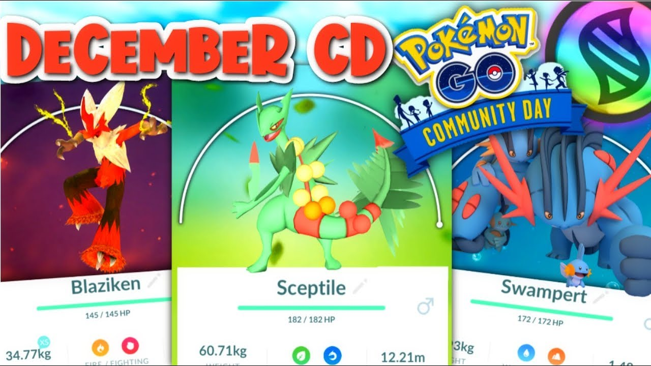 Download 22 Pokémon Return for December Community Day in Pokémon GO | Prep for Future Mega Pokémon December