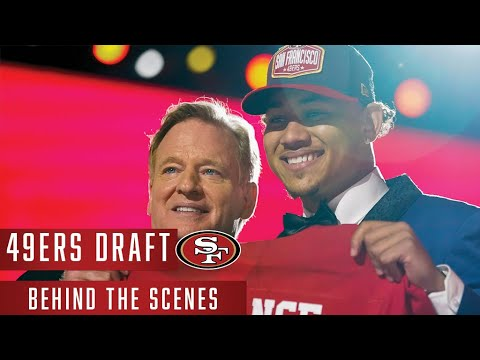 Behind-the-Scenes at the 49ers 2021 NFL Draft