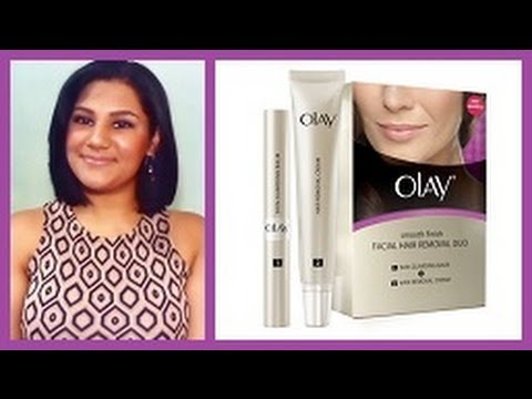 How To Remove Facial Hair Quick And Painless Olay Smooth Finish