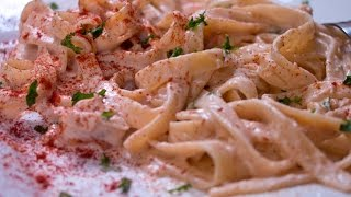 Spicy Chicken Alfredo | Rookie With A Cookie