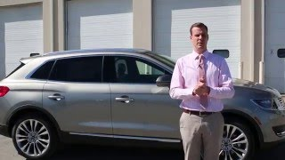 2016 Lincoln MKX Test Drive | Stivers Ford Lincoln Des Moines