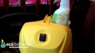 видео Персональный сайт - как почистить диван, чистка диванов в домашних условиях.
