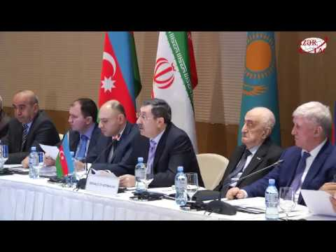 Meeting of working group on Caspian legal status underway in Baku
