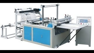 Paper Roll To Sheet Cutting Machine | Sheet Cutting Machine
