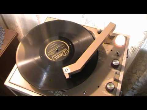You Are My Sweetheart - Jimmie Davis (Decca)1947 HD