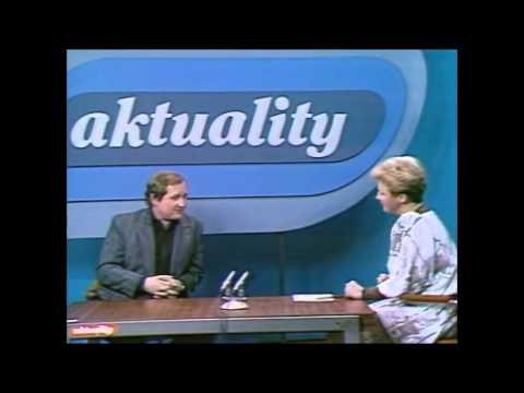 Vítězslav Jandák o přestavbě v televizní zábavě (1988)
