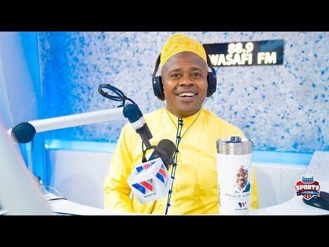 #LIVE : SPORTS COURT NDANI YA 88.9 WASAFI FM - APRIL 03, 2020