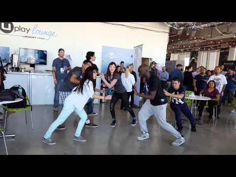 Animals - Martin Garrix - Just Dance 2016 ft. Ubisoft Star Players