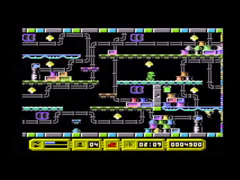 ChinnyVision - Episode 25 - RGB - A New Game For The Atari XL/XE