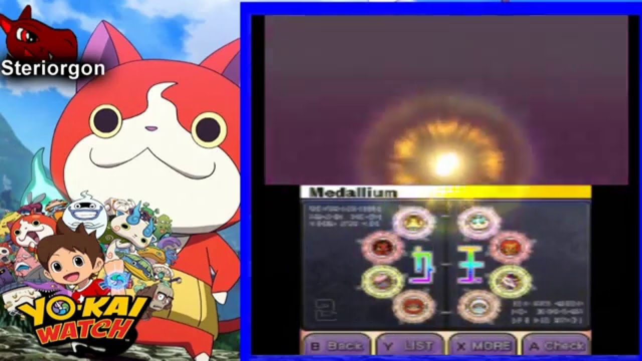 Yo-Kai Watch Komashura Summoning And Soultimate *Legendary*