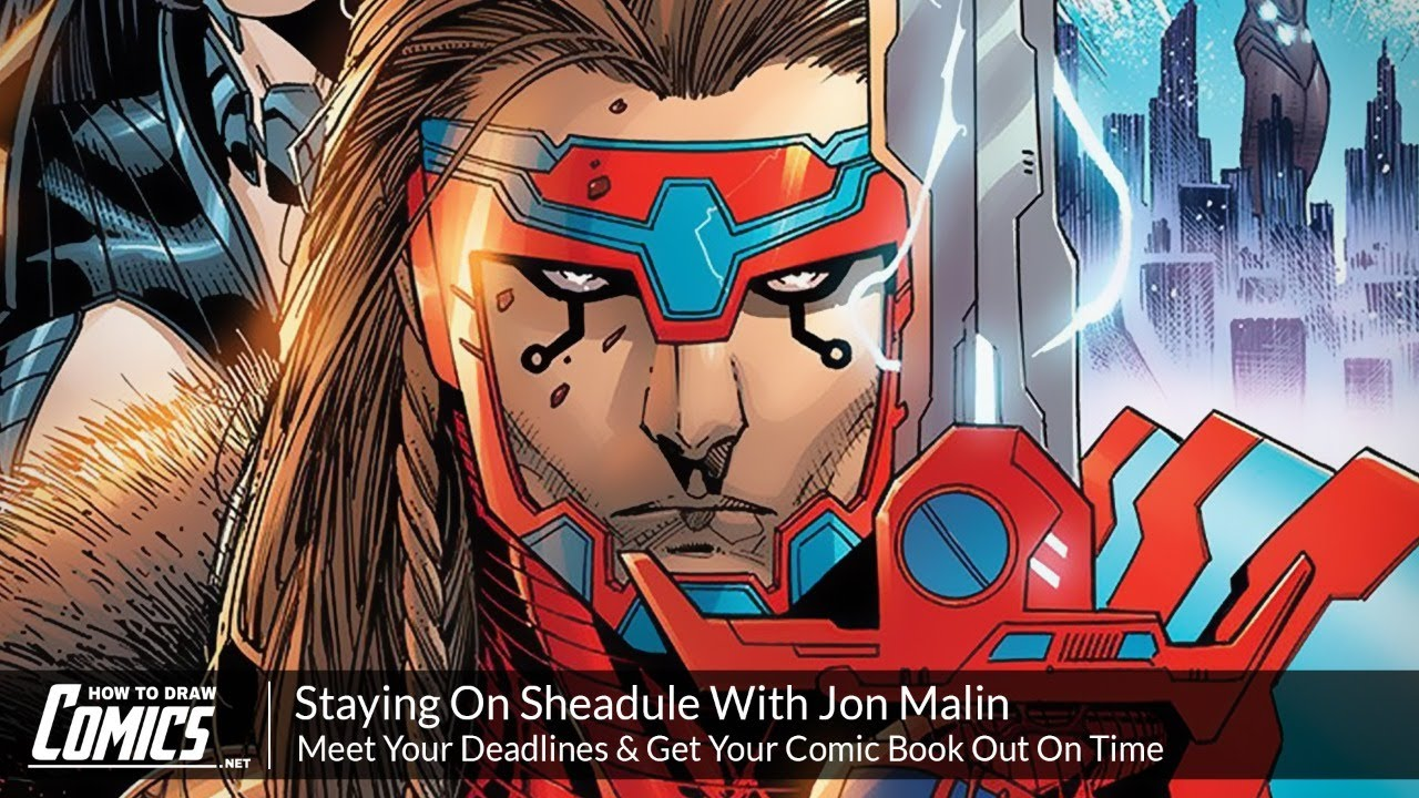 Keeping Your Comic Book On Schedule & Meeting Deadlines