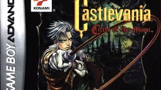 Castlevania: Circle of the Moon review - SNESdrunk
