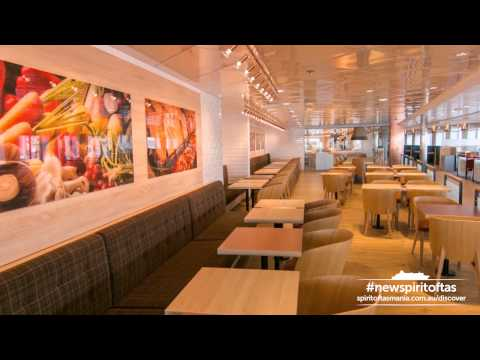 Discover The New Spirit of Tasmania - Deck 7 Refurbishment Time Lapse