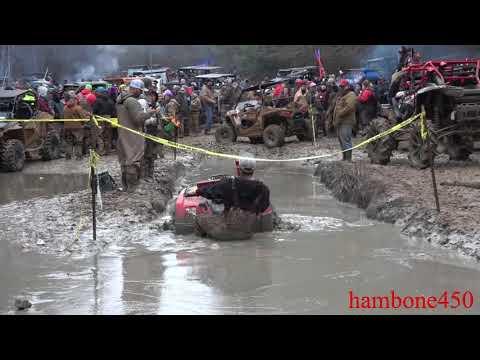 Hondas float?  Mardi Gras - River Run