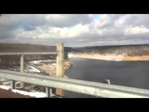 Francis Walter Dam, Lake Harmony Pa