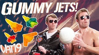 Gummy Jet Fighters!