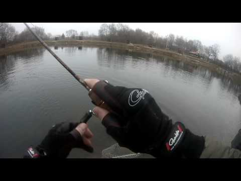 Trout Area Fishing Berlin \ Abu Garcia Diplomat Boron vs 3,5kg Forelle