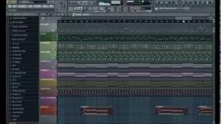 Há uma saída - Banda Expresso Pentecostal (Play Back) FL Studio